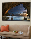 Cathedral Cove Prints by Yan Zhang
