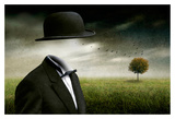I think, I'm a dreamer Prints by Ben Goossens