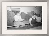 Bert K. Miura and Toshiko Kadonada, Bundling and Shipping, Prints by Ansel Adams
