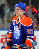 Connor McDavid 2016-17 Action Photo