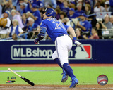 Josh Donaldson Home Run Game 4 of the 2016 American League Championship Series Photo
