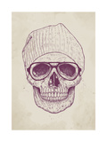 Cool Skull Giclee Print by Balazs Solti