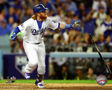 Justin Turner Home Run Game 3 of the 2016 National League Championship Series Photo