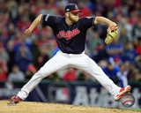 Cody Allen Game 1 of the 2016 American League Championship Series Photo