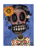 Frida Muerta Giclee Print by Abril Andrade