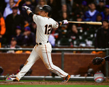 Joe Panik game winning double Game 3 of the 2016 National League Division Series Photo