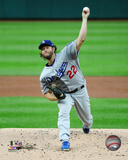 Clayton Kershaw Game 1 of the 2016 National League Division Series Photo
