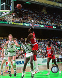 Ralph Sampson 1986 NBA Finals Action Photo