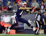Julian Edelman 2016 Action Photo