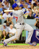 Addison Russell Home Run Game 4 of the 2016 National League Championship Series Photo