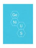 Genius Giclee Print by Ali Michael