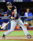 Mike Napoli Home Run Game 3 of the 2016 American League Championship Series Photo
