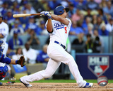 Corey Seager Game 3 of the 2016 National League Championship Series Photo