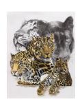 Elusive Giclee Print by Barbara Keith