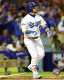 Yasmani Grandal Home Run Game 3 of the 2016 National League Championship Series Photo