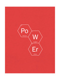 Power Giclee Print by Ali Michael