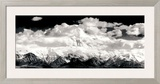 Denali National Park Print by Ansel Adams