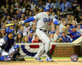 Adrian Gonzalez Home Run Game 1 of the 2016 National League Championship Series Photo