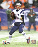 Tom Brady 2015 Action Photo