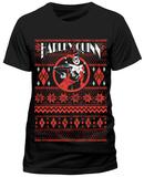 Harley Quinn - Distressed Holday Cheer Logo Vêtements