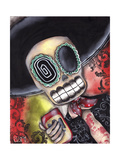 Martin Mariachi Giclee Print by Abril Andrade