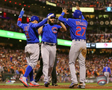 Jake Arrieta 3 run Home Run Game 3 of the 2016 National League Division Series Photo