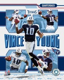 Vince Young - 2006 Portrait Plus Photo