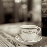 Tuscany Caffe II Photographic Print by Alan Blaustein