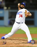 Kenley Jansen Game 3 of the 2016 National League Championship Series Photo