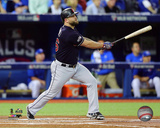 Mike Napoli RBI Double Game 3 of the 2016 American League Championship Series Photo