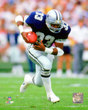 Tony Dorsett 1986 Action Photo