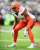 Joe Haden 2016 Action Photo