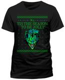 The Joker - Tis The Season To Be Jolly T-shirts
