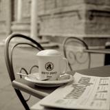 Tuscany Caffe VI Photographic Print by Alan Blaustein