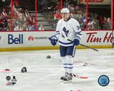 Auston Matthews Hat Trick in first NHL Game October 12, 2016 Photo