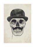 Gentlemen Never Die Giclee Print by Balazs Solti