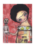 My Puppet Giclee Print by Abril Andrade