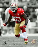 NaVorro Bowman 2016 Spotlight Action Photo