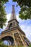 Eiffel Tower 2 Photographic Print by Chris Bliss