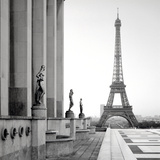 Tour Eiffel 5 Stampa fotografica di Alan Blaustein