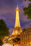 Eiffel Tower 4 Photographic Print by Chris Bliss