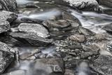 More Rocks BW Fotografisk trykk av Bob Rouse