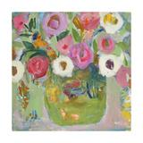 Fleurs Reproduction procédé giclée par Carrie Schmitt