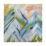 Colorado Bluebird Sky Lámina giclée por Carrie Schmitt
