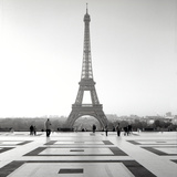 Tour Eiffel 4 Photographic Print by Alan Blaustein