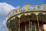 Merry-Go-Round Paris Photographic Print by Cora Niele