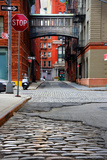 Jay Street Color Photographic Print by Chris Bliss