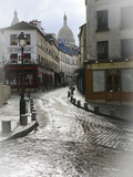 Montmartre 1 Photographic Print by Chris Bliss