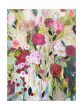 Wild Rose Giclee Print by Carrie Schmitt