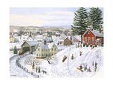 Winter Recess Lámina giclée por Bob Fair